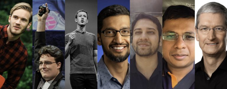 time 100 technology leaders