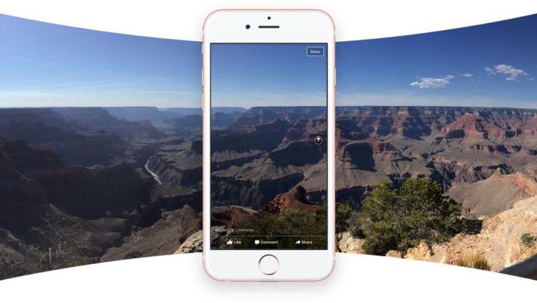 facebook fotografias 360