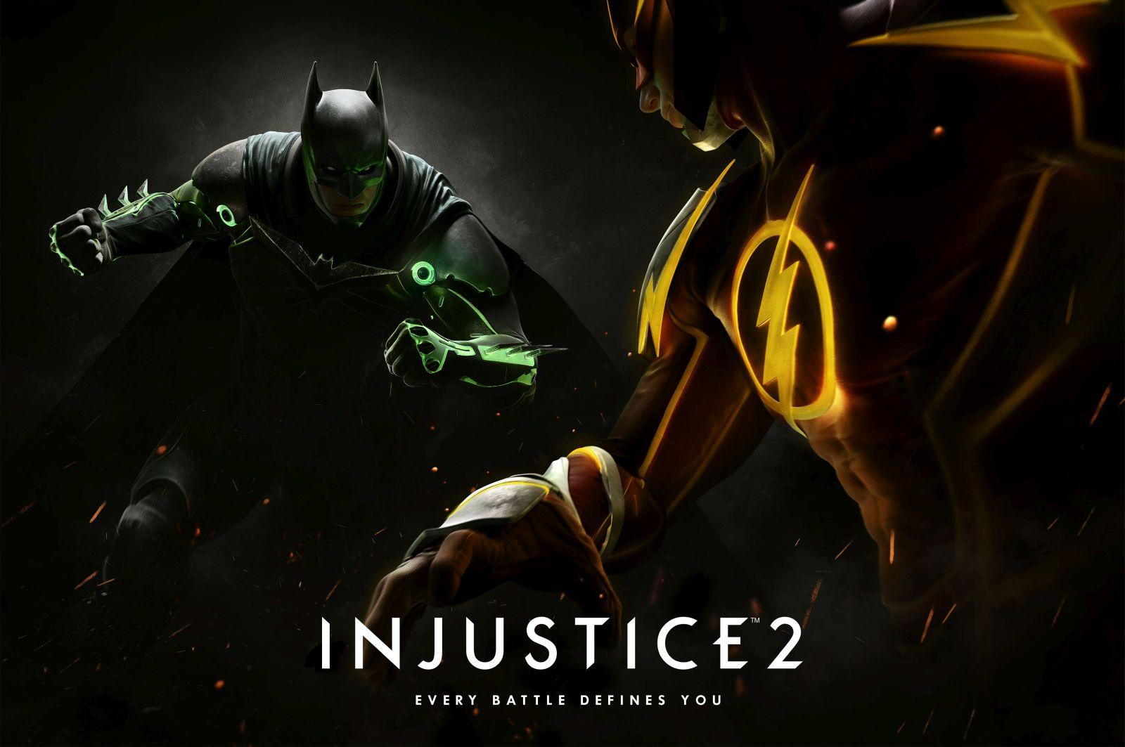 injustice 2 e3 gameplay