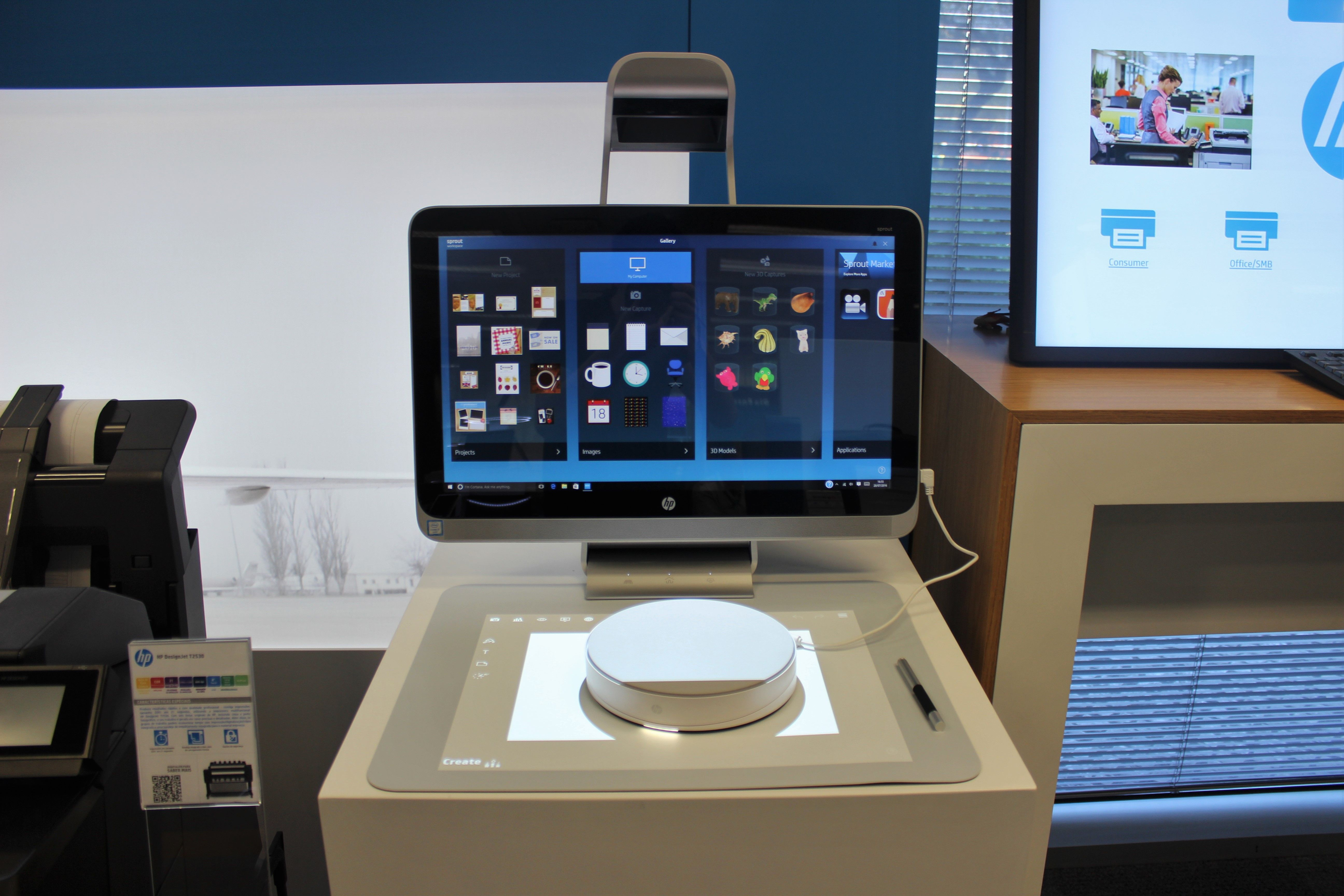 HP Sprout Pro