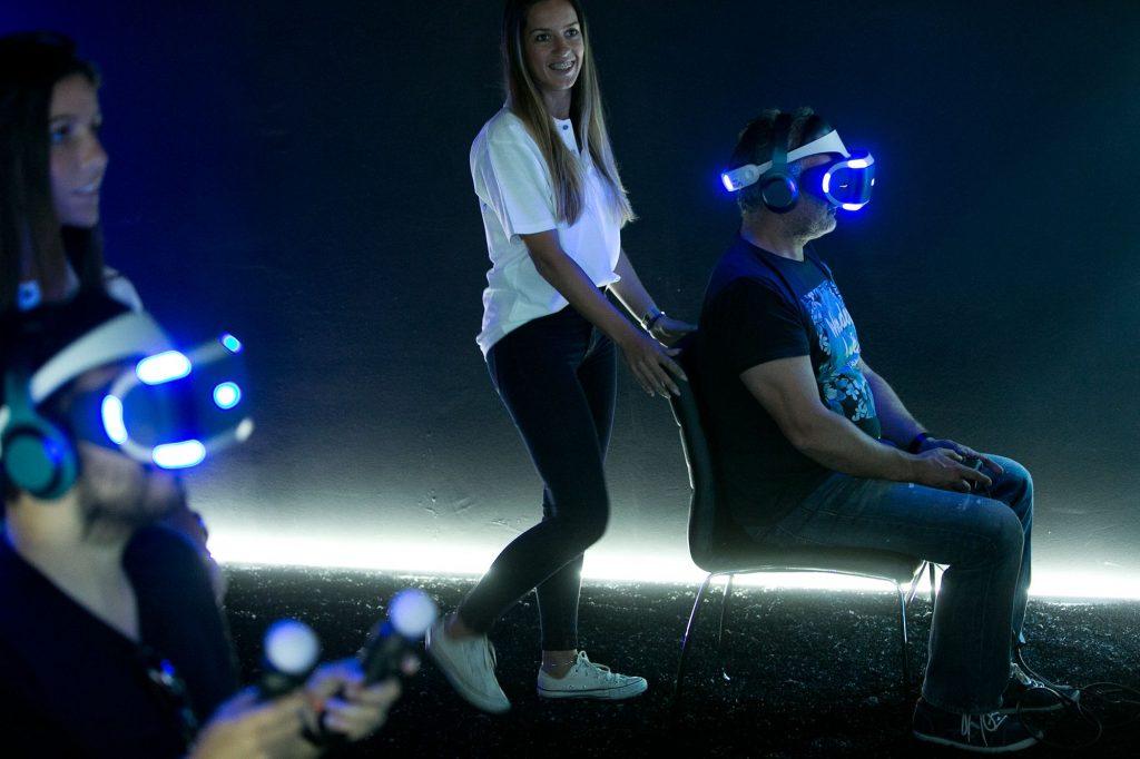 PlayStation VR Portal