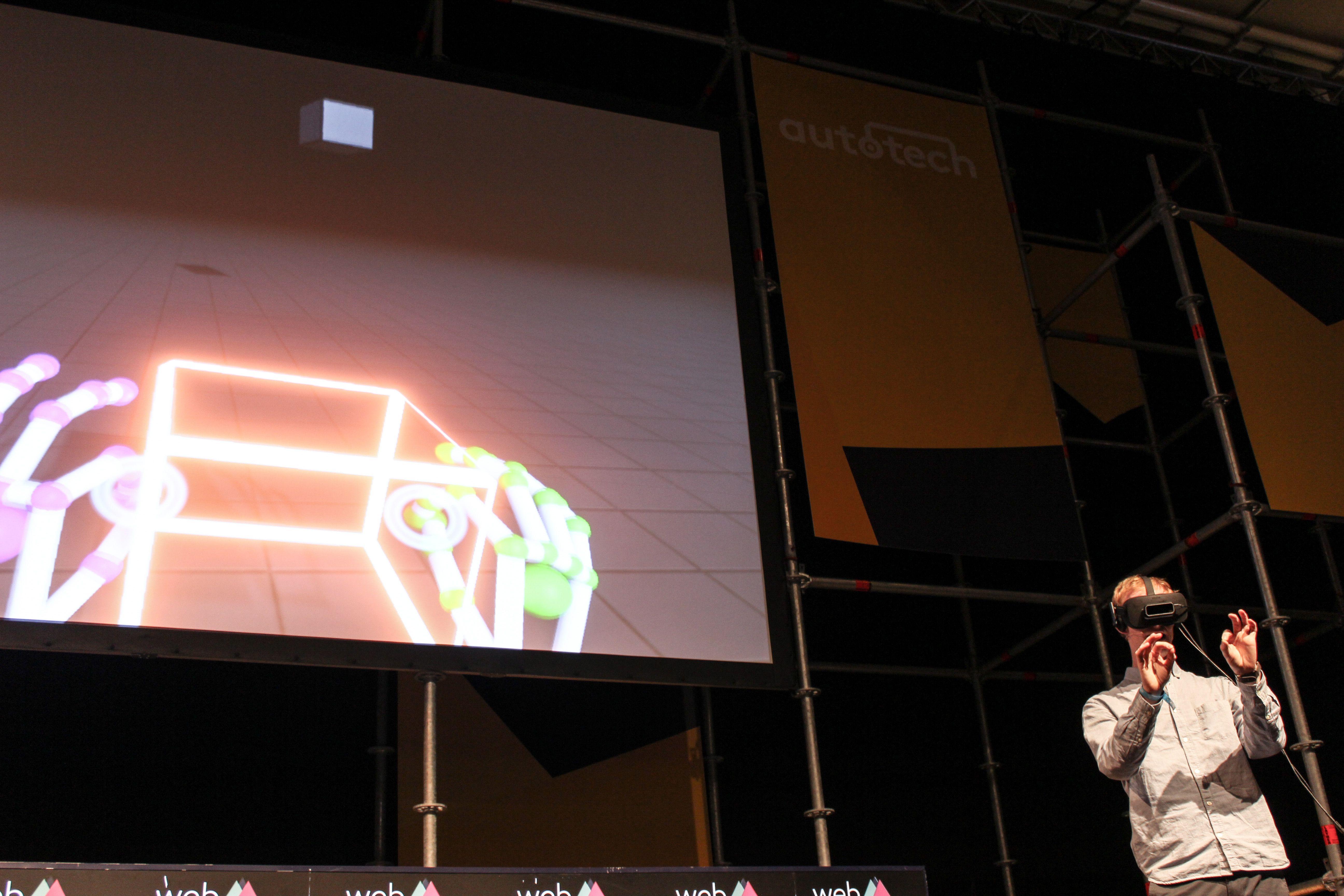 Leap Motion Web Summit 2016