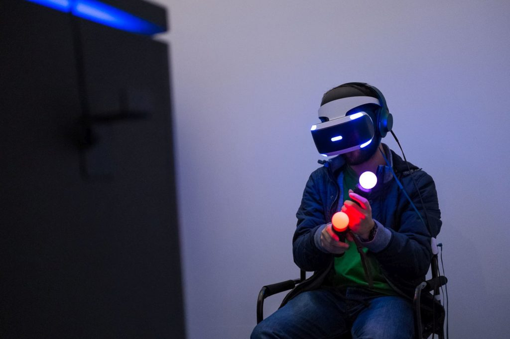 YouTube PlayStation VR