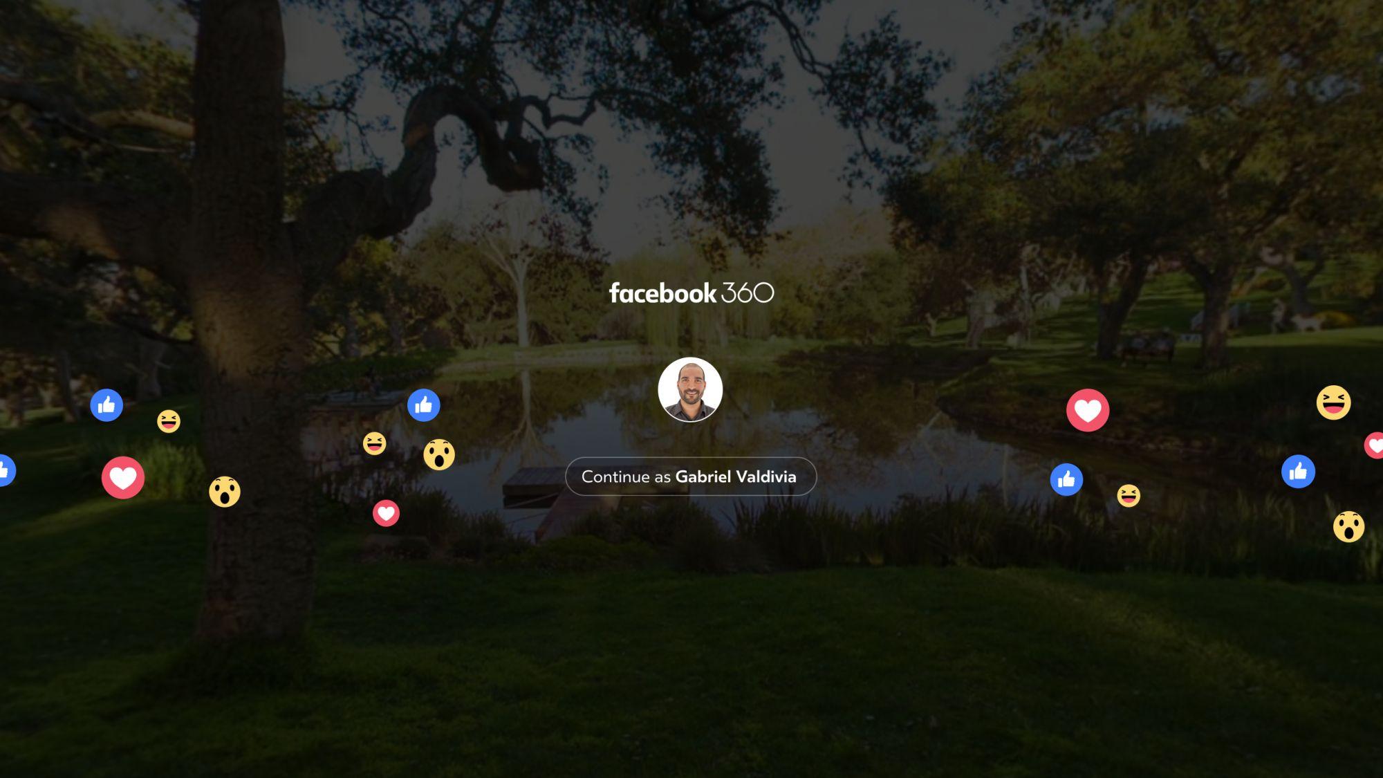 Facebook 360