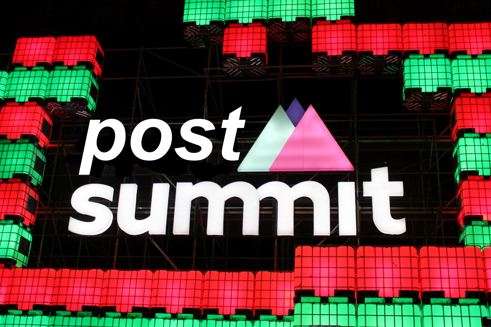 Web Summit Post Summit