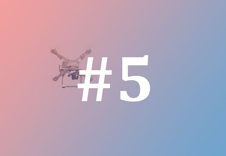 Registo de drones