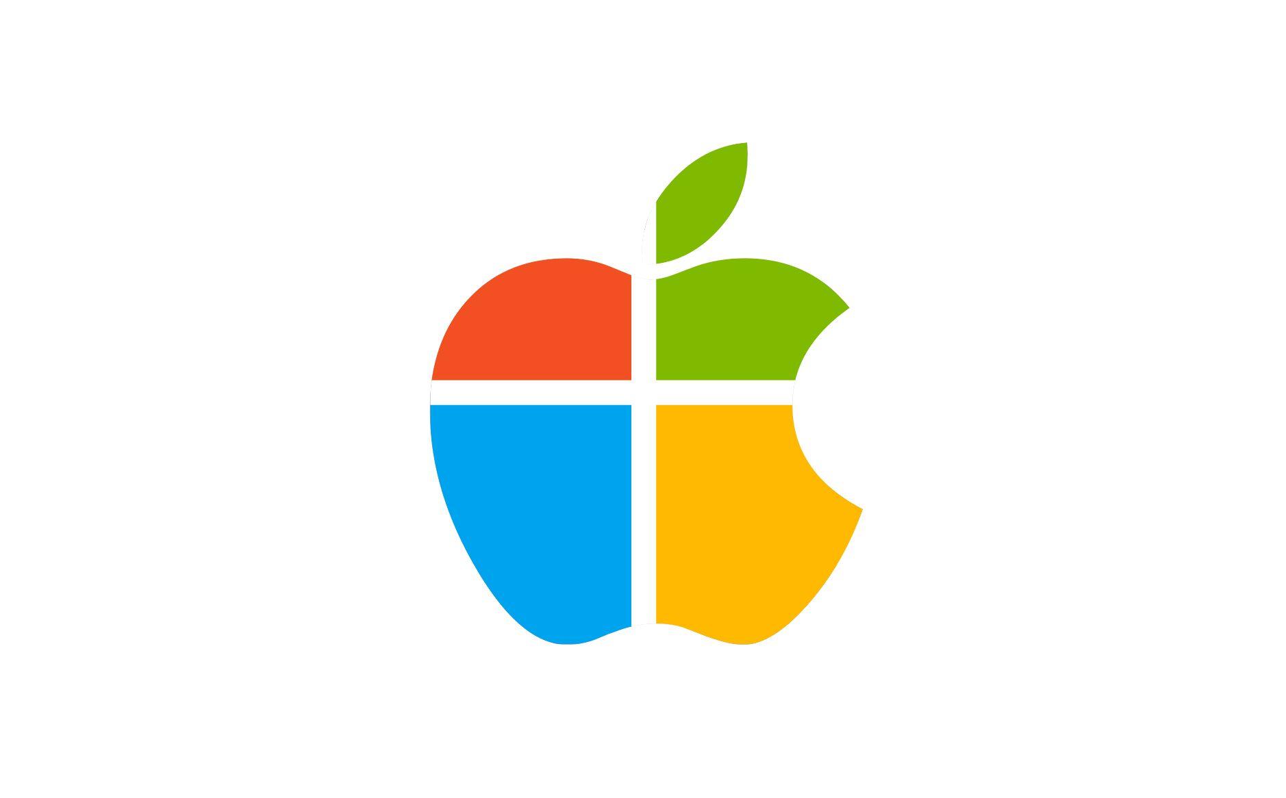 Microsoft Apple
