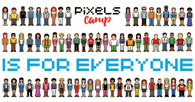 pixels camp 1