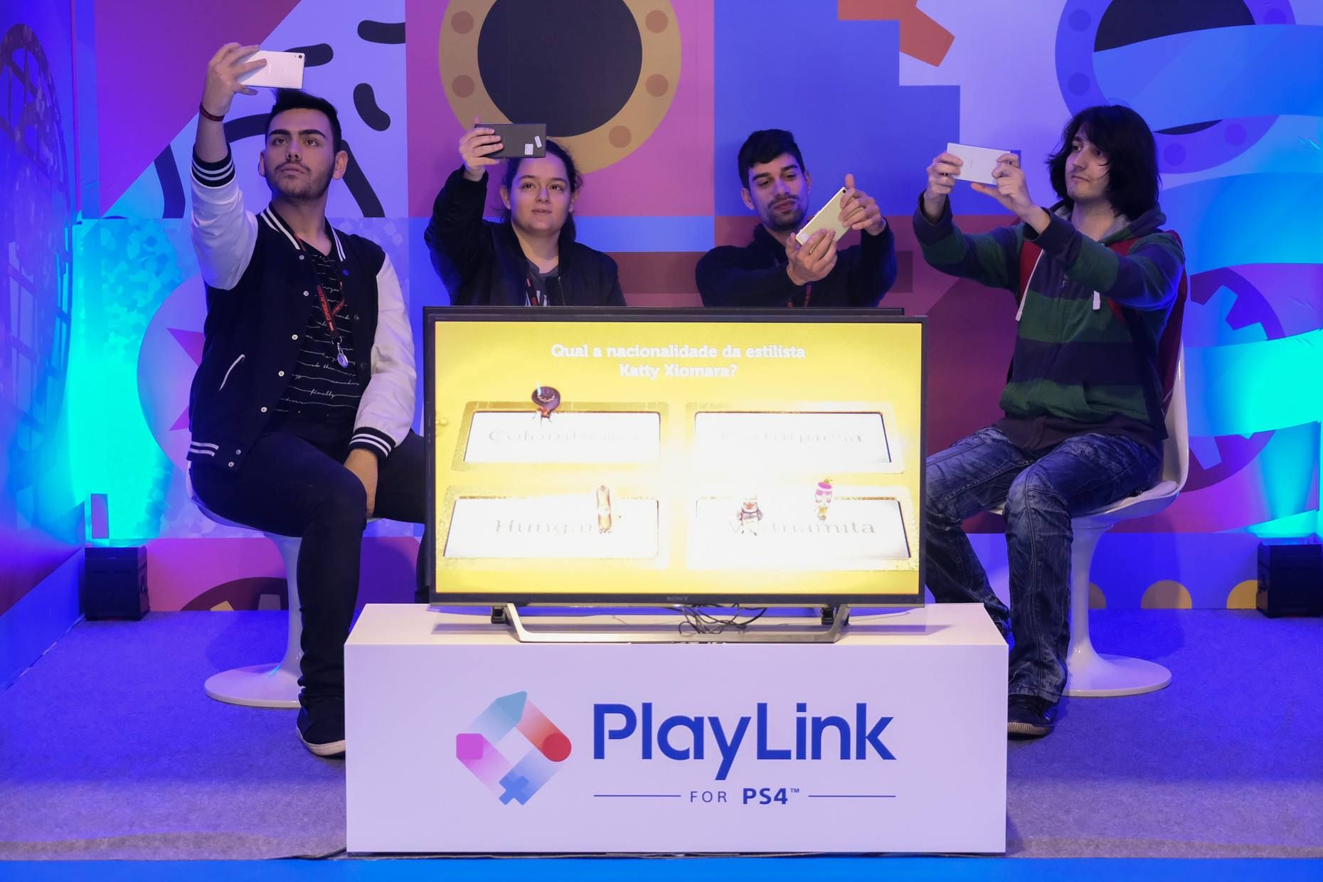 Playlink PS4