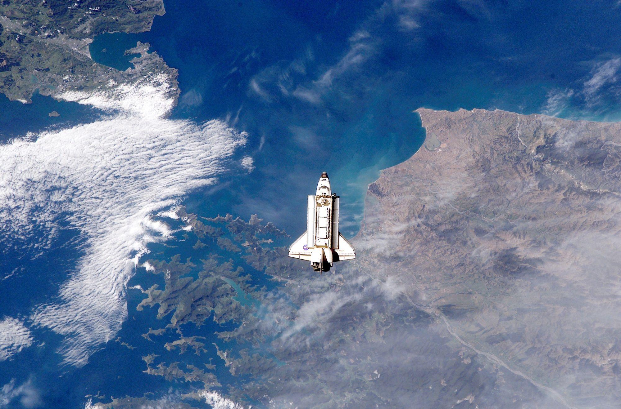NASA espaço blockchain