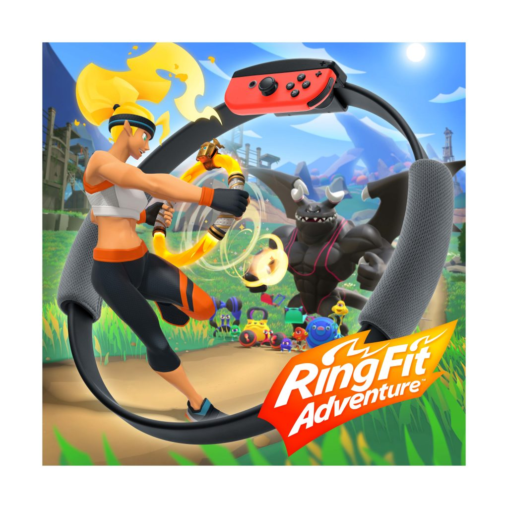 Ring Fit Adventure imagem 1