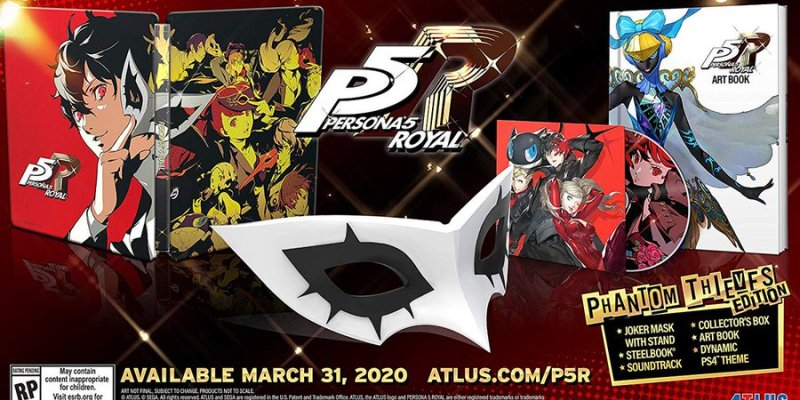 persona 5 royal release date phantom thieves edition