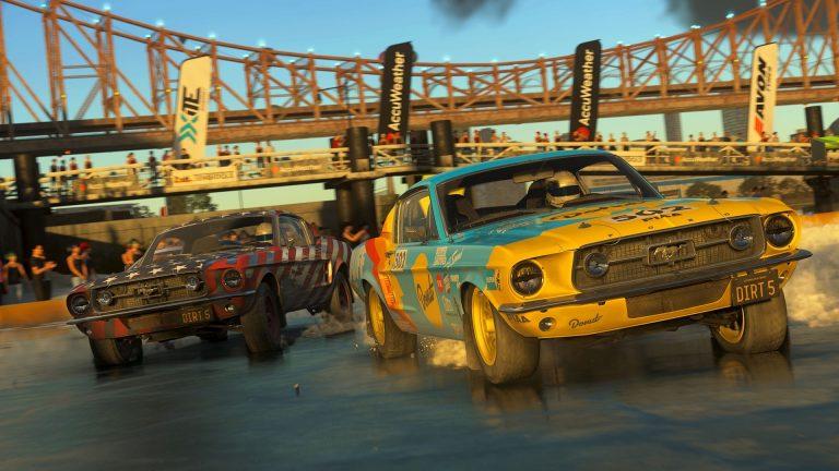 DIRT 5 Xbox Series S