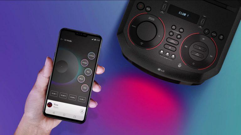 LG Xboom ON5
