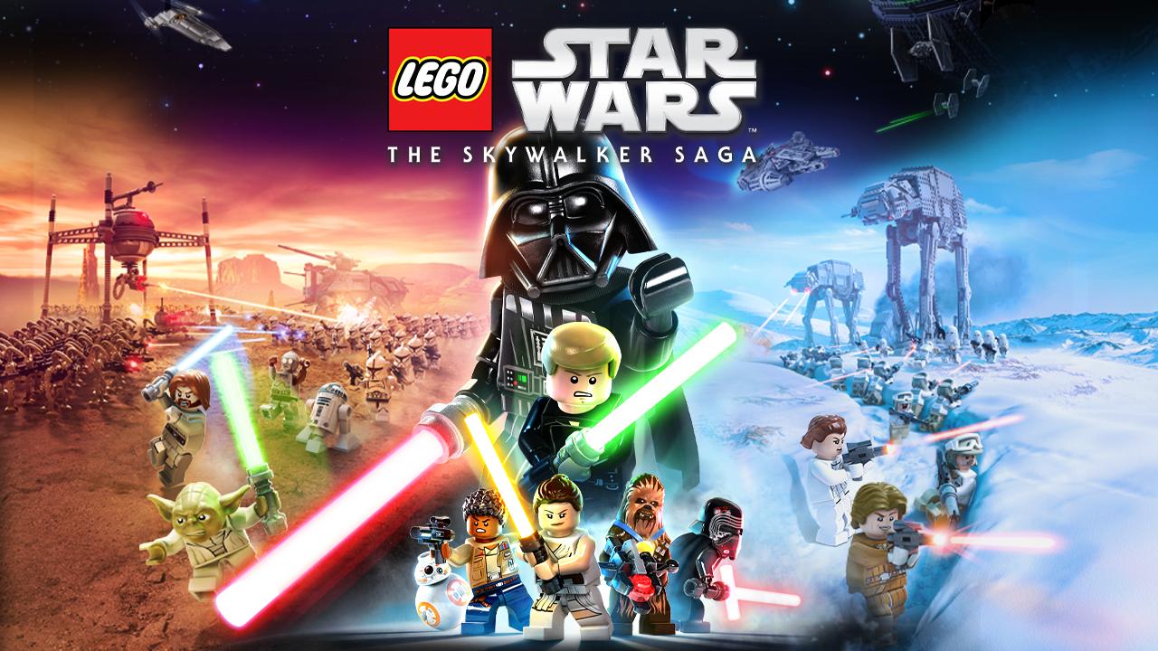LEGOStar Wars: The Skywalker Saga trailer