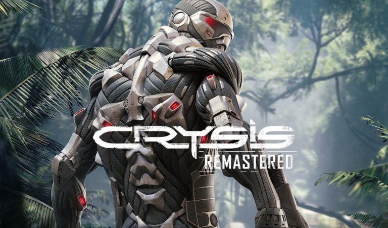 Crysis Remastered Nintendo Switch