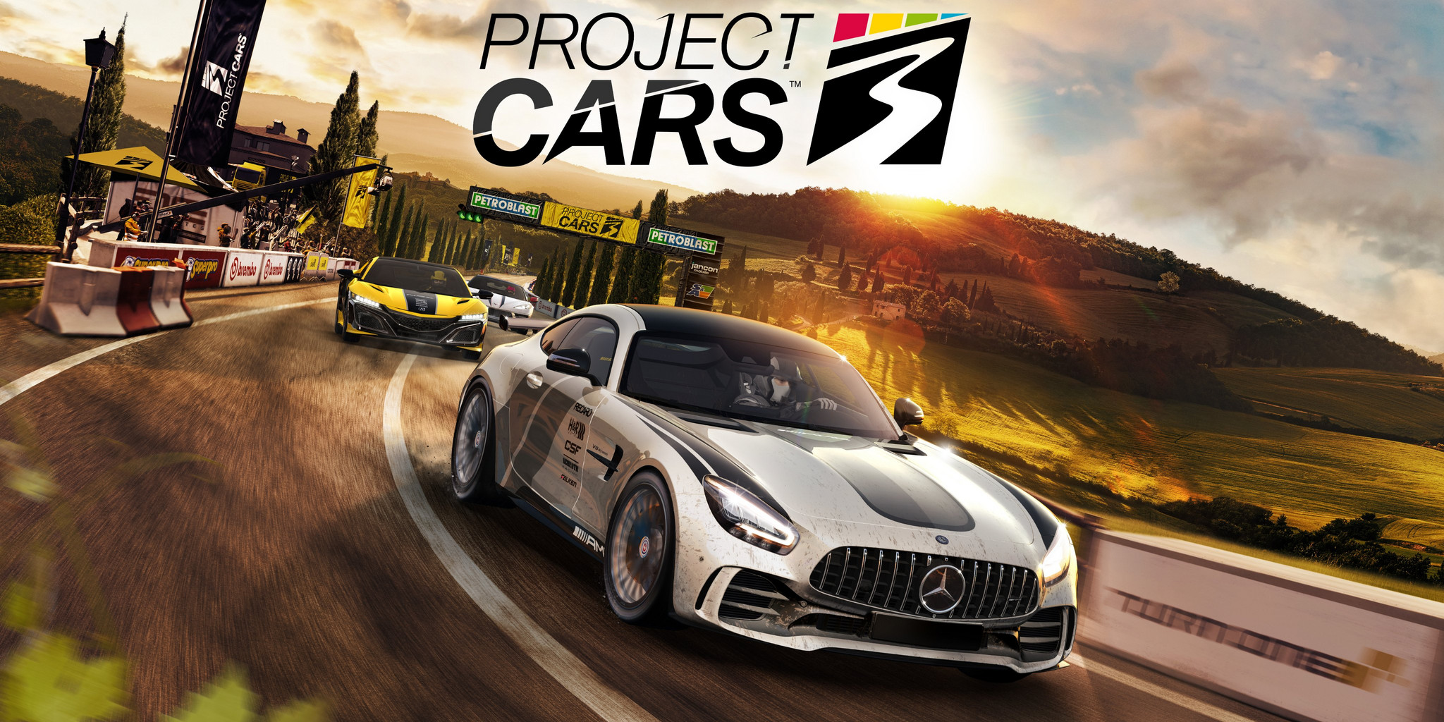 project cars 3 promo