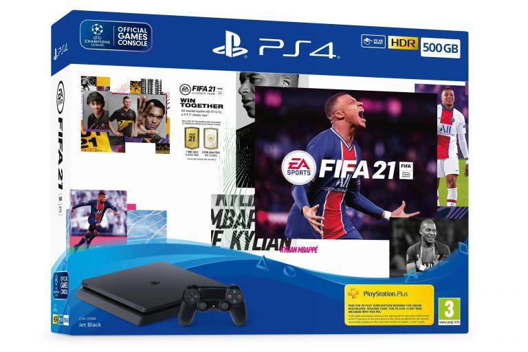 Bundles PlayStation 4 FIFA 21