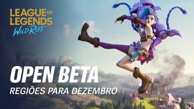 League of Legends: Wild Rift beta