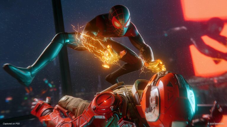 Marvel's Spider-Man: Miles Morales PlayStation 5