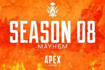 8a temporada Apex Legends