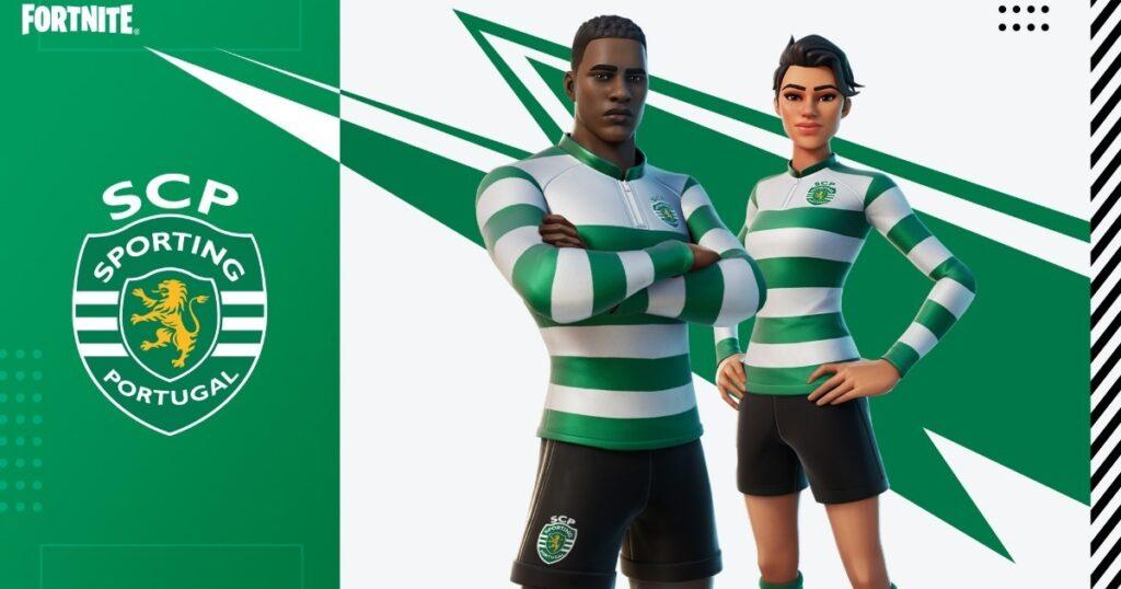 Sporting CP Fortnite