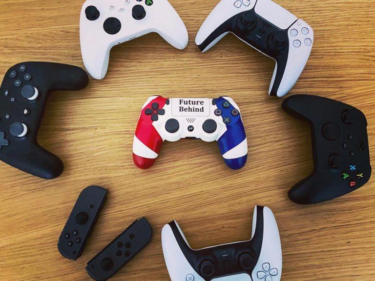 comandos videojogos