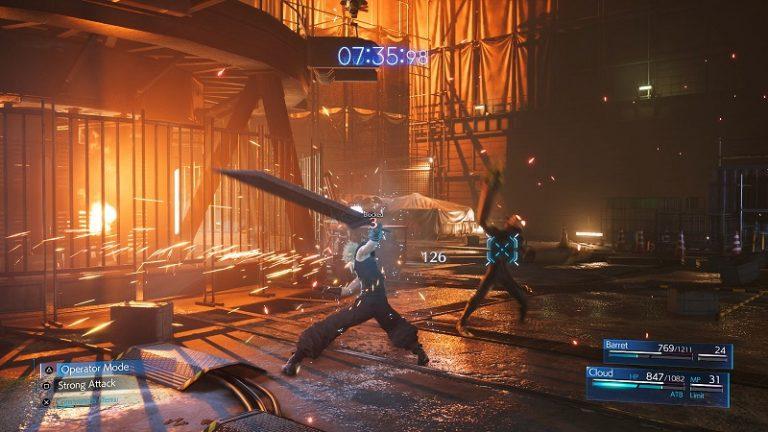 Final Fantasy VII Remake – Intergrade