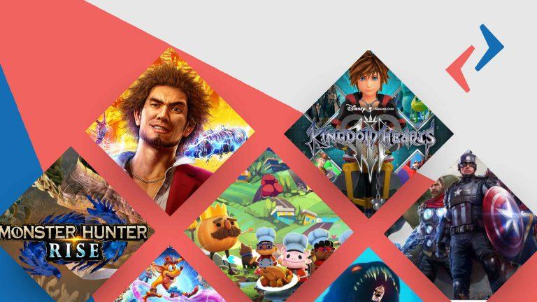 videojogos lançamentos de março 2021