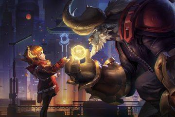 Lunar Beast League of Legends