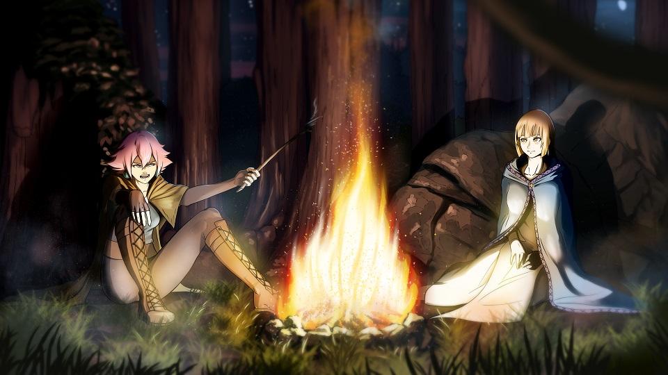 camp fire ap