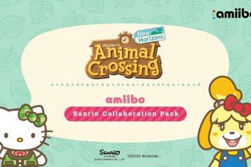 Animal Crossing Sanrio Collaboration pack