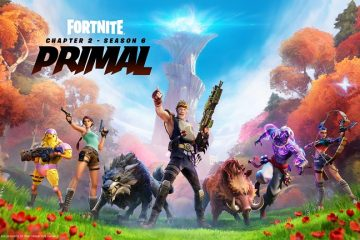 Fortnite 6 temporada neymar