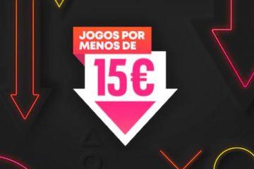 PlayStation Jogos por menos de 15 €