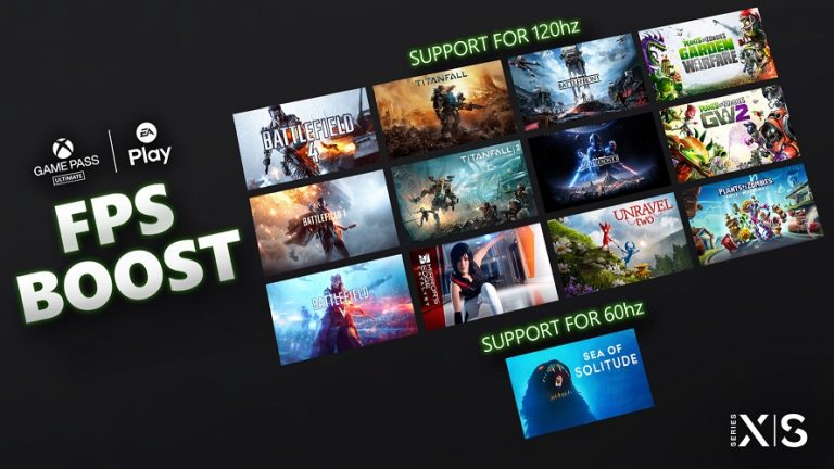 Xbox FPS Boost