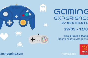 MAR Shopping Algarve Gaming Experience
