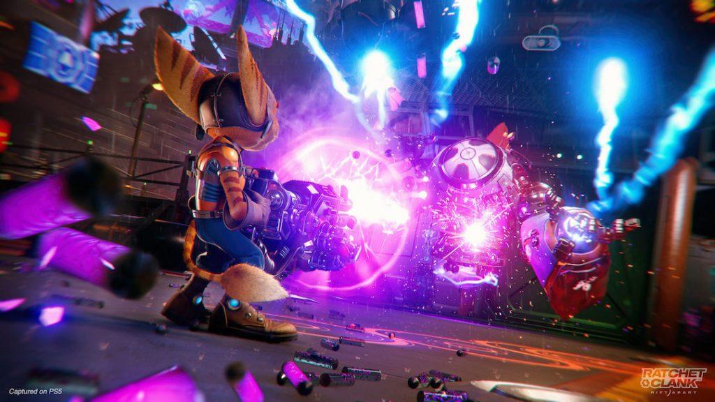 Ratchet & Clank: Uma Dimensão à Parte