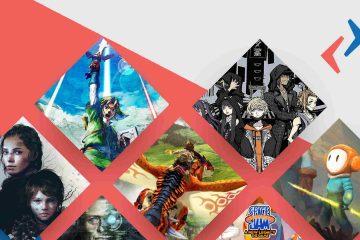 Videojogos Lançamentos de julho 2021