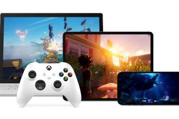 Xbox Cloud Gaming