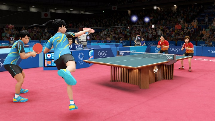 lympic Games Tokyo 2020 – The Official Video Game