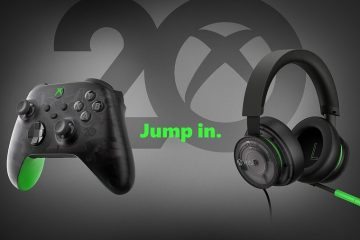 20º aniversário Xbox